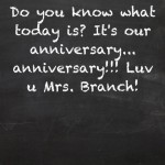 happy anniversary @ohtasteandsee ... you are truly a Proverbs 31 woman!!!
